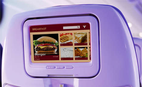 3D-Printed Airplane Meals - The Sky Kitchen Transforms the Way Flyers Dine While Flying
