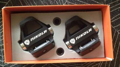 Skating-Inspired Cycling Pedals