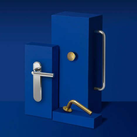 Industrial Door Handles