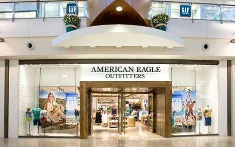 Apparel Retail Beacons