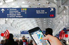 Shareable Air Travel Beacons