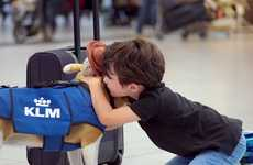 Airline Assistant Dogs - KLM's Lost and Found Service is Run by an Adorable Dog