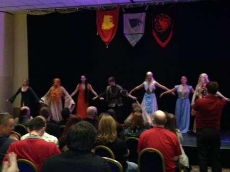 Medieval Metal Ballets