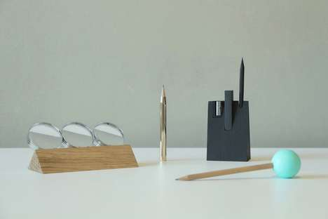 Pencil-Preserving Stationery
