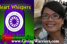 Dominique Silverman, Host of Giving Warriors (INTERVIEW)