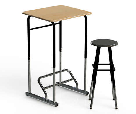 School Standing Desks