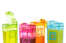 Sustainable Juice Containers