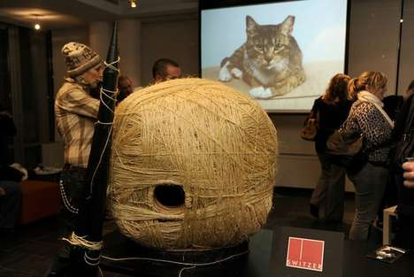 Architectural Animal Housing