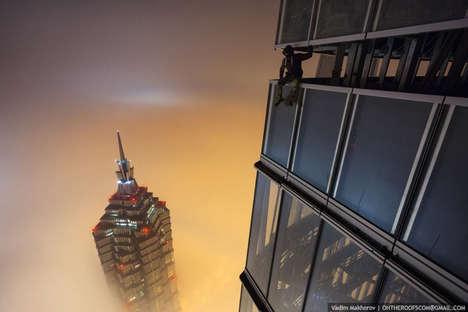 Urban Climber Photography