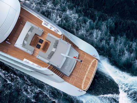 Fuel-Efficient Yachts