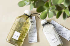 All Natural Australian Products - The Organic Project Merges Pure Ingredients with Beauty Lines