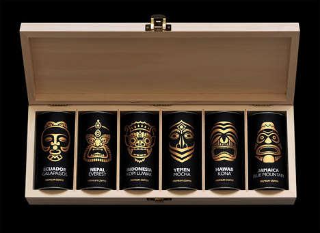 Tribal Coffee Packaging