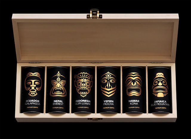 Tribal Coffee Packaging