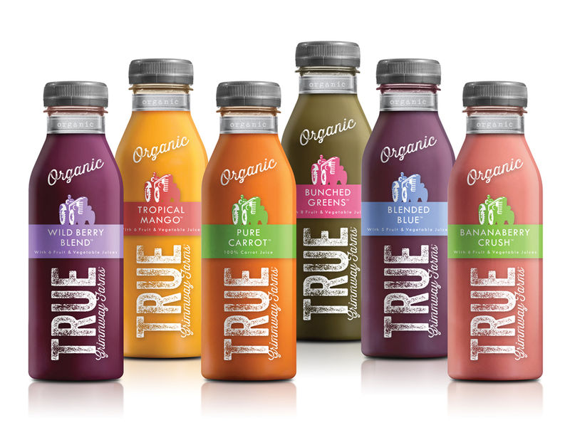 Farm Fresh Juice Packaging