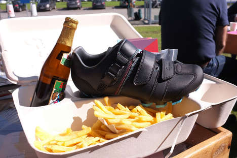 Frites Footwear Packaging