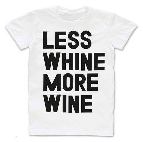 Wine Only Tees