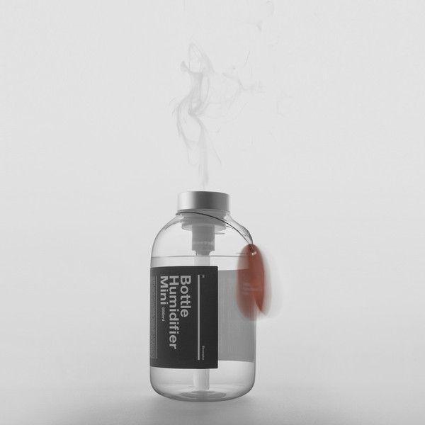 Marvellous Jar Air Moisteners : 11 Bottle Humidifier Mini