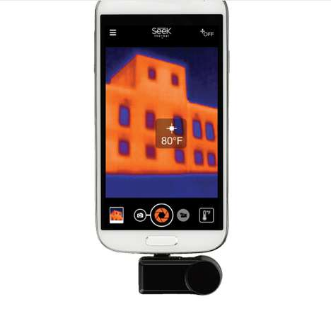 Heat-Mapping Smartphone Apps
