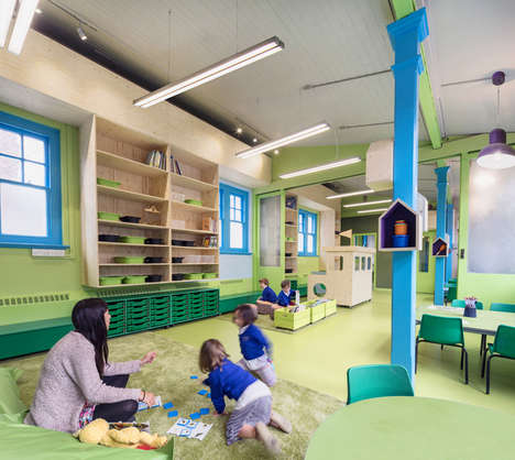 Continuity-Focused School Designs