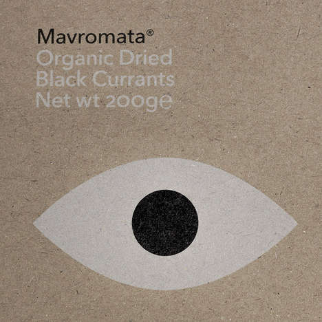 Greek-Inspired Fruit Branding - Mavromata is Driven by a Greek Exotic Expression
