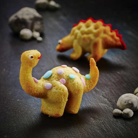 Prehistoric 3D Desserts