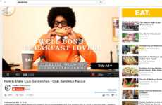 Patience-Rewarding Ads - Eat's Pre-Roll Ad Challenges YouTube Viewers to Wait