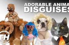 Adorable Animal Disguises - Jana Pijak Counts Down Her Favorite Halloween Pet Costumes