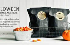 Stylish Halloween Packaging