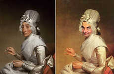 Photoshopped Comedian Paintings - Rodney Pike Hilariously Inserts Mr. Bean into Classical Artworks