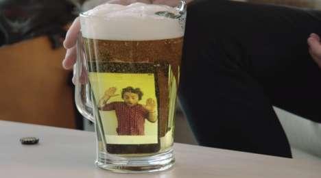 Beer-Submerged Phone Tests