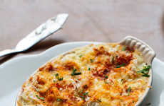 Cheesey Seafood Dips - This Indulgent Shrimp Dip is Smothered in Cheese