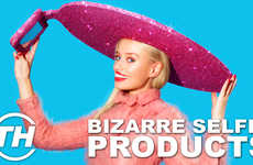 Bizarre Selfie Products