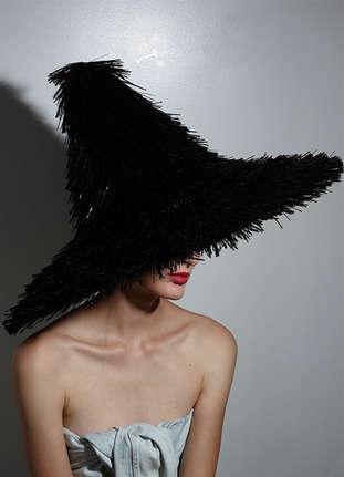 Designer Halloween Hats
