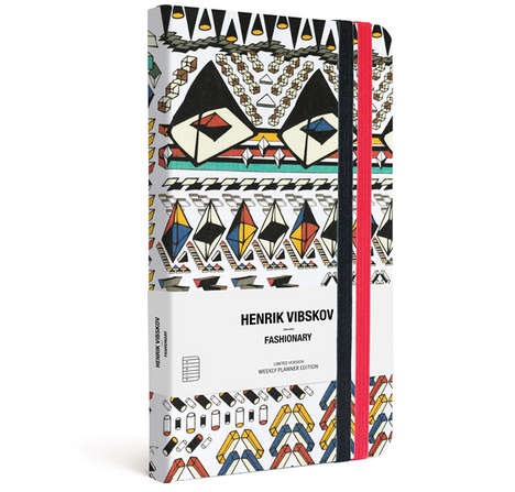 Stylish Africa-Print Planners