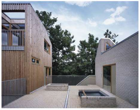 Bespoke Co-Home Projects - This Communal Cohousing Development is the First in London, England