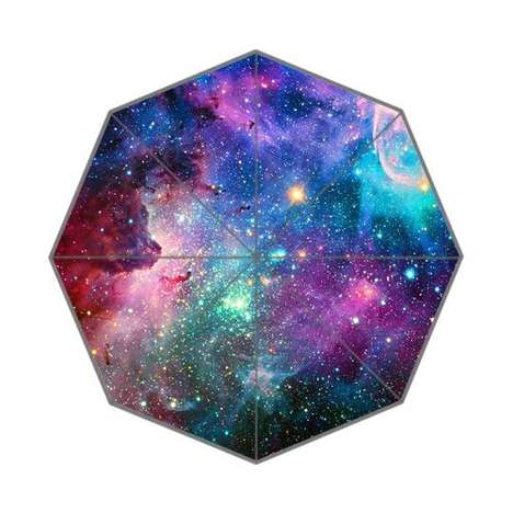 Galactic Umbrella Designs