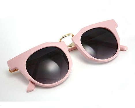 Retro-Modern Eyewear Accessories