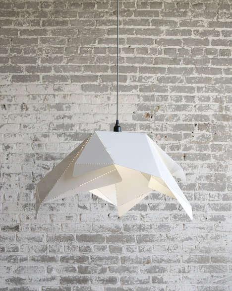 Angular Aluminum Lighting