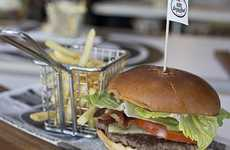Gourmet Fast Food - McDonalds Australia is Testing an Upscale Burger Customization Experience