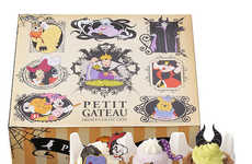 Disney Villain Cakes - Cozy Corner's Petit Gateau Disney Collection is Inspired by Iconic Characters