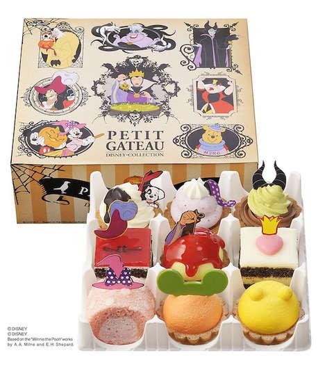 Disney Villain Cakes