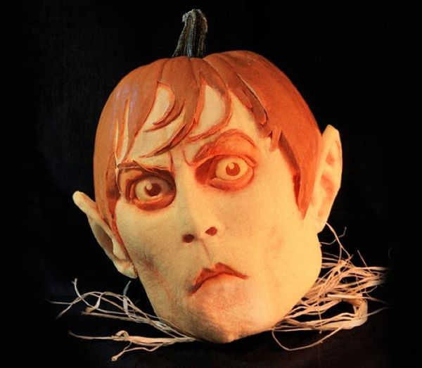 74 Creative Halloween Pumpkin Ideas