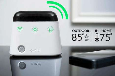Intelligent Air Conditioning - Ambi Climate Syncs with Your AC for Optimal Efficiency and Comfort