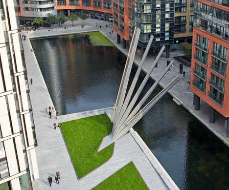 Fan-Like Movable Bridges (UPDATE)