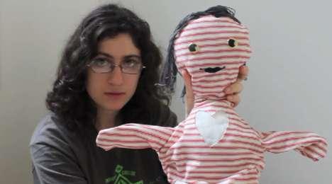 Hug-Sending Dolls