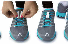 Footwear Fastening Magnets - Ryan Wiens's Innovative Zubits Shoe Fastener Offers a Cleaner Look