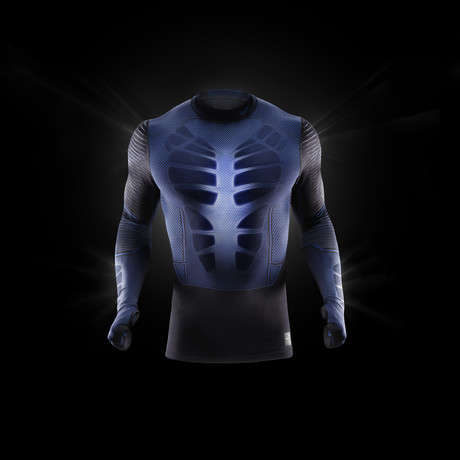 Superhero Sport Baselayers
