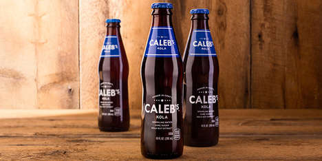Natural Craft Sodas