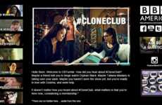 Social Sci-Fi Fan Clubs - Orphan Black's Clone Club is an Organized Way for Fans of the Show to Chat