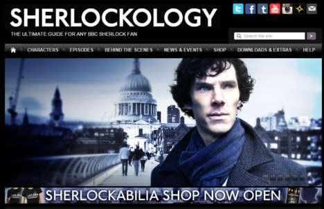 British TV Show Fansites